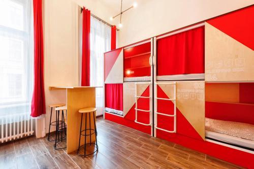 Adagio Hostel 1.0 Oktogon, Pension in Budapest
