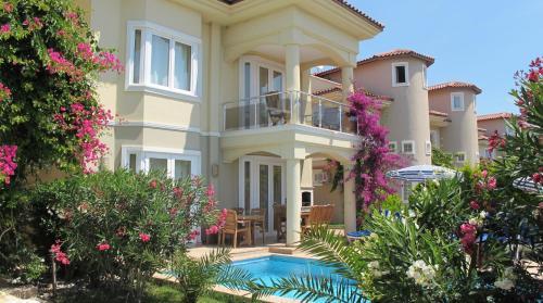 Fethiye Sunset Beach Club Oyster Villa 09 rezervasyon
