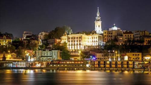 A Hotel Com Belgrade Inn Garni Hotel Hotel Belgrad Serbien