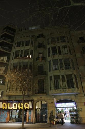 Apartamentos-Paal Barcelona Provença159 photo 4
