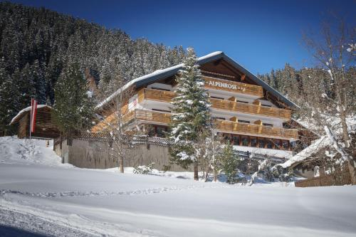 Hotel Alpenrose Gargellen