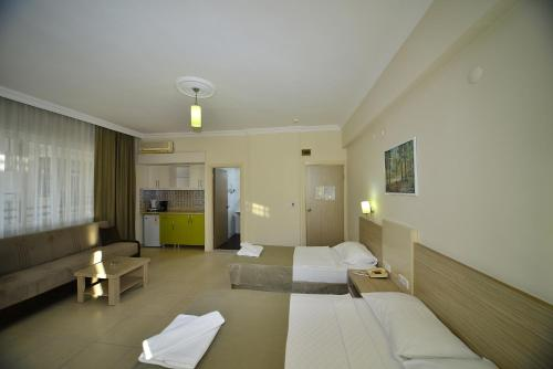 Alanya Prince Apart & Hotel ulaşım