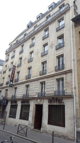 Hôtel Média - Hôtel - Paris