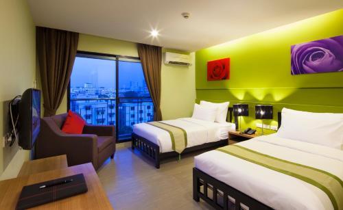 Livotel Hotel Lat Phrao Bangkok photo 16