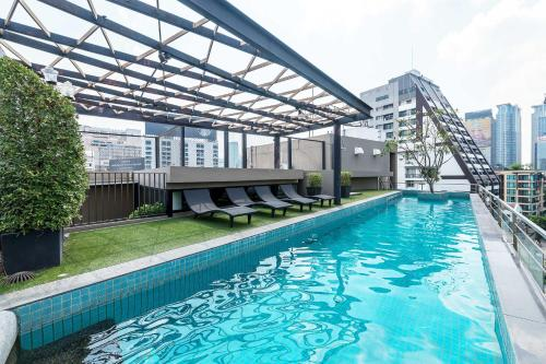 The Nest Ploenchit By Favstay The Nest Ploenchit By Favstay
