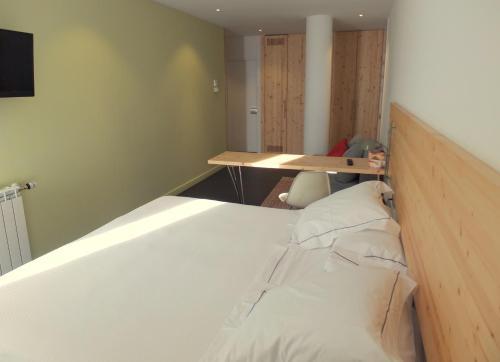 Large Double or Twin Room Tierra de Biescas 17