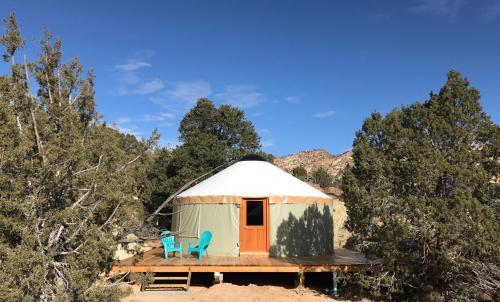 . Escalante Yurts