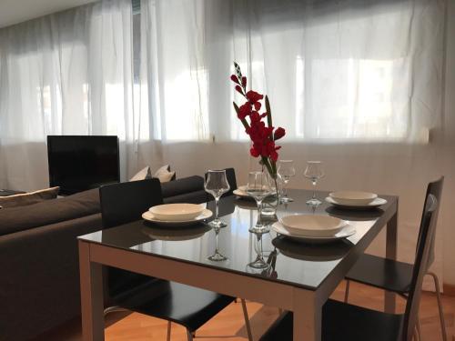 Click&Flat Sants Apartments impression