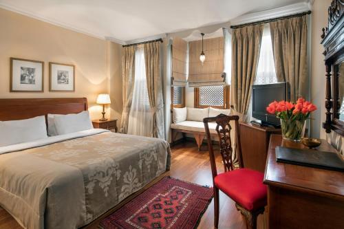 Istanbul Hotel Sari Konak