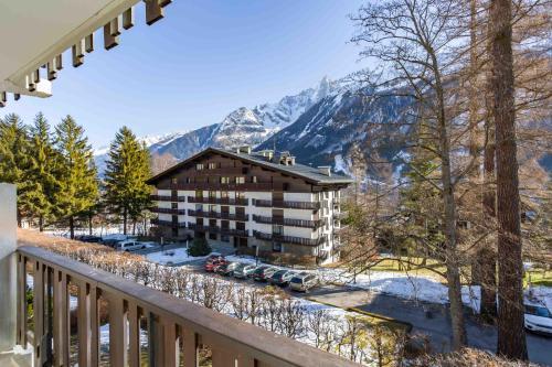 Le Brevent apartment -Chamonix All Year Chamonix