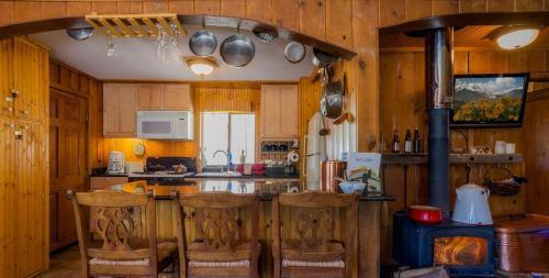 Tashi's Cabin - Leadville, CO 80461