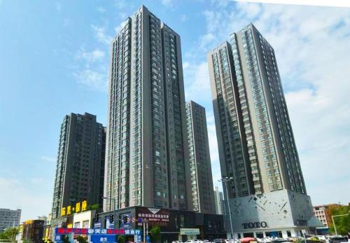 . Freedom Apartment Taiyuan Sunshine Silver Building Branch