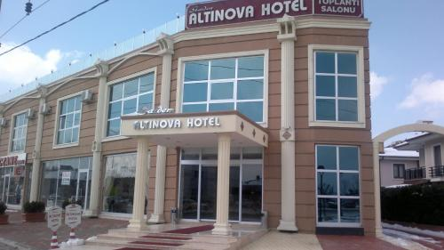 Sakarya Garden Altinova Hotel adres