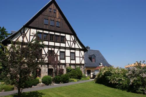 Hotel Landhaus Marienstein - Bergen