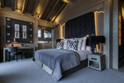 Photos de salle de Hotel Le K2 Altitude