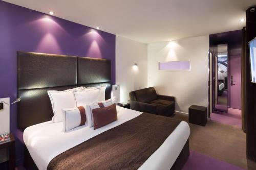 Grand Hotel Saint Michel photo 40