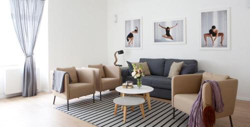 . Premium Class Apartments