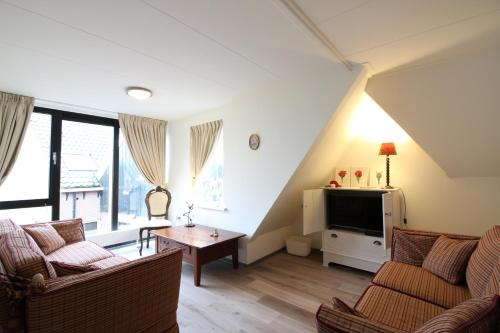Bed & Breakfast De Roos, Urk, Nederland