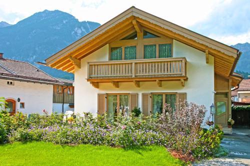 Bergblick Garmisch-Partenkirchen