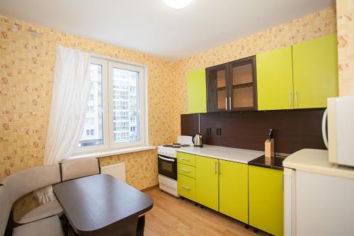 Apartment on Slavyanka
