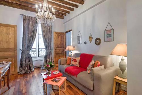 Apartment Saintonge impression