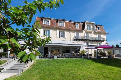 . Logis Hotel Restaurant Spa Beau Site