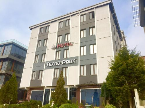 Tuzla Hotel Tekno Park yol tarifi