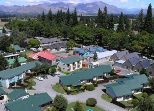 Hanmer Resort Motel - Accommodation - Hanmer Springs