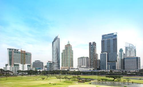 Grande Centre Point Hotel Ratchadamri Bangkok impression