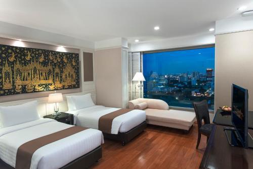 Grande Centre Point Hotel Ratchadamri Bangkok photo 10