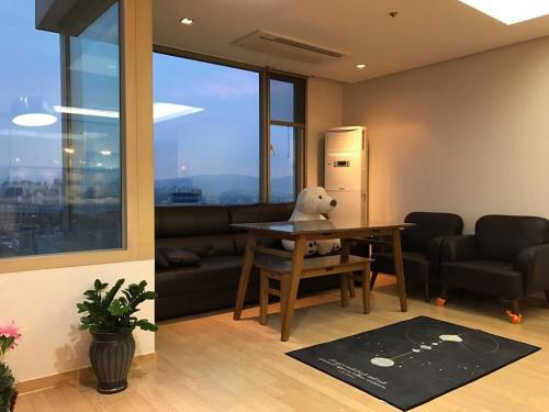 Gangnam Coex Luxury Apartment
