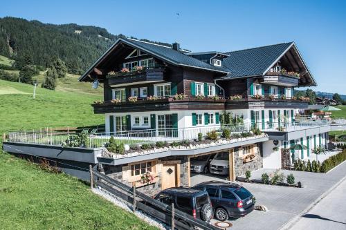 ALPENHAUS Steiner - Apartment - Bolsterlang - Hörnerbahn