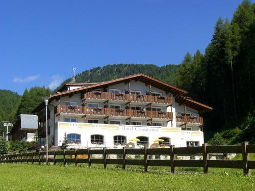 Hotel Continental Wolkenstein-Selva Gardena