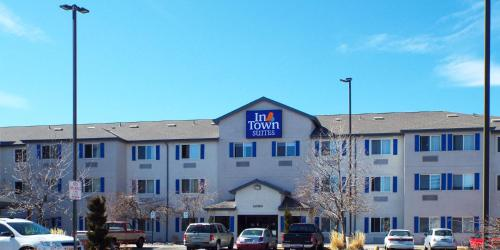 InTown Suites Extended Stay Denver Aurora West