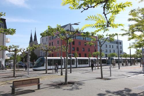 The Originals Boutique, Hôtel d'Alsace, Strasbourg Sud (Qualys-Hotel) - Illkirch-Graffenstaden