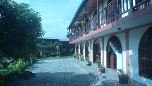 . Finca Hotel Villa Lucia