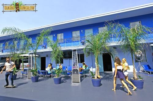 Hotel Banana Bungalow Hollywood Hotel & Hostel
