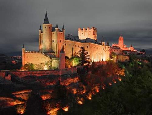 Hotel Acueducto Romano I Segovia