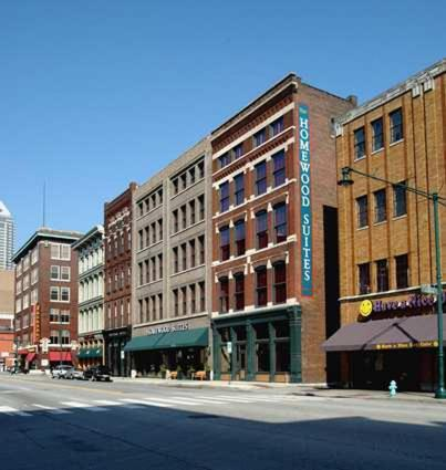 Homewood Suites By Hilton Indianapolis-Downtown In - Indianapolis, IN 46225