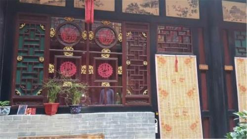 Ming and Qing Characteristics Kang Room
