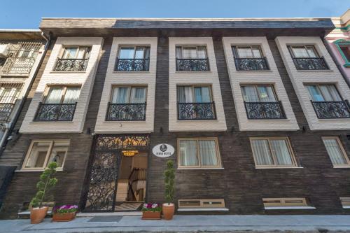 Istanbul Aybar Hotel yol tarifi