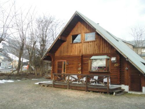 Log Cottage Villa Happo