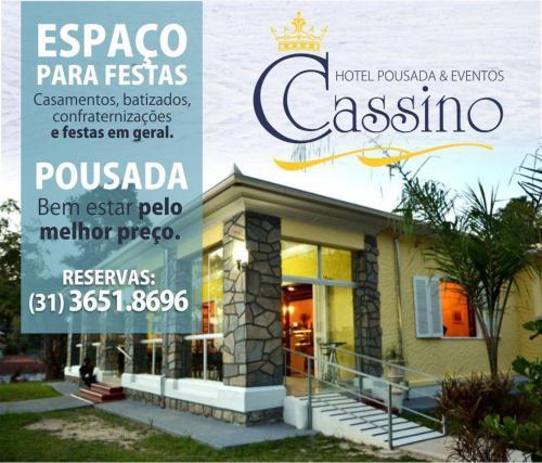 Foto de Hotel pousada & Eventos Cassino
