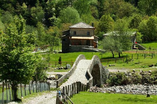 Mulino Marghen - Accommodation - Zum Zeri