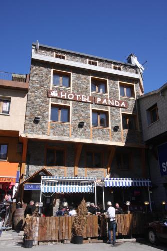 Hotel Panda Pas de la Casa