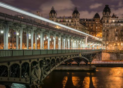 Apartment Seine River - Eiffel Tower photo 24