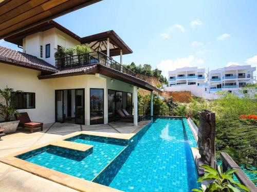 4 Bedroom Sea View Villa - Tongson Bay (SuayPaap) 4 Bedroom Sea View Villa - Tongson Bay (SuayPaap)