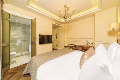 Hotel Morione & Spa Center Стандартный двухместный номер с 1 кроватью или 2 отдельными кроватями