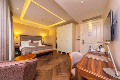 Istanbul Hotel Morione & Spa Center adres