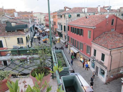 HotelVenice Station Terrace